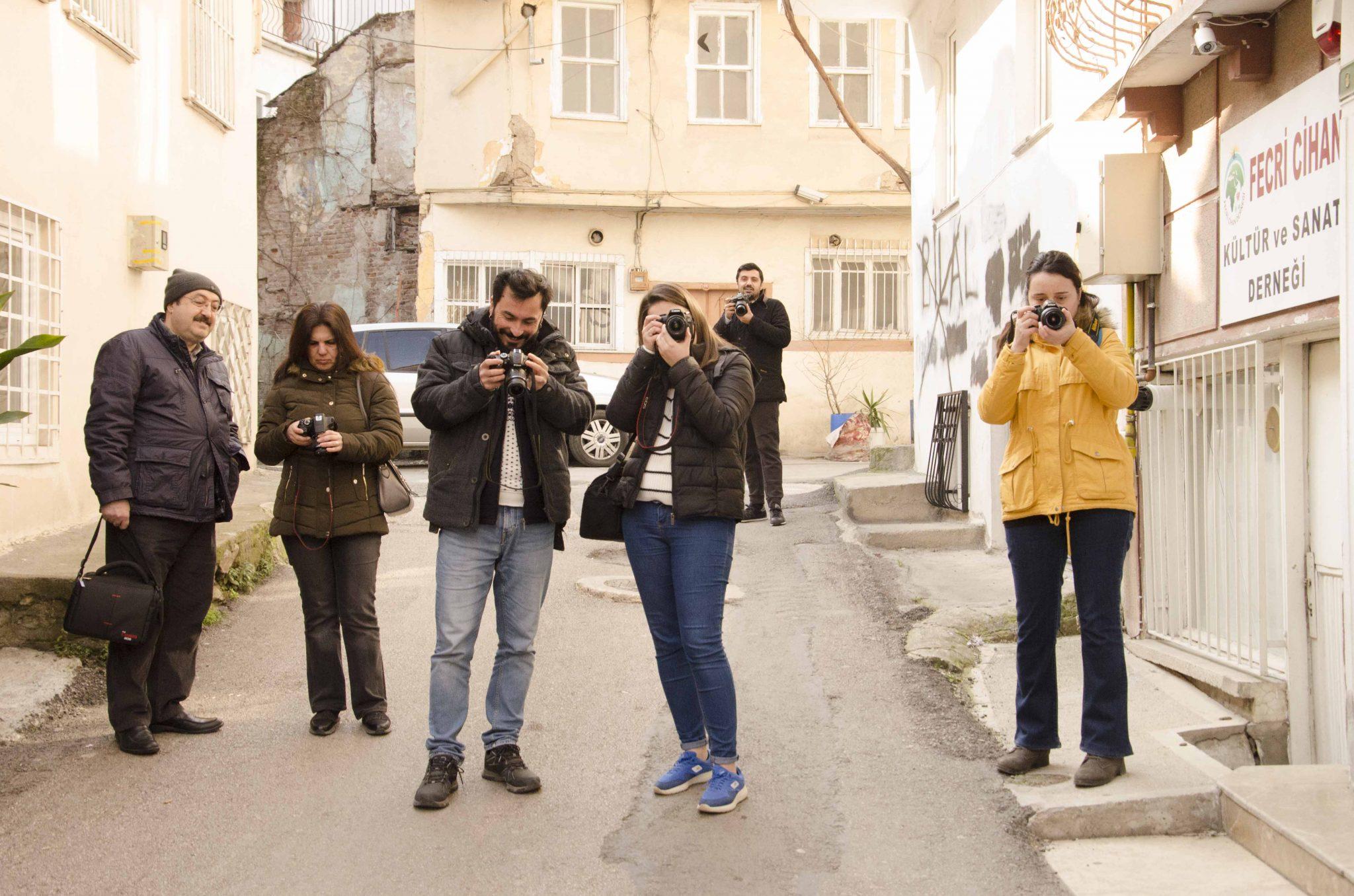 TEMEL FOTOĞRAF ATÖLYESİ GEZİMİZ